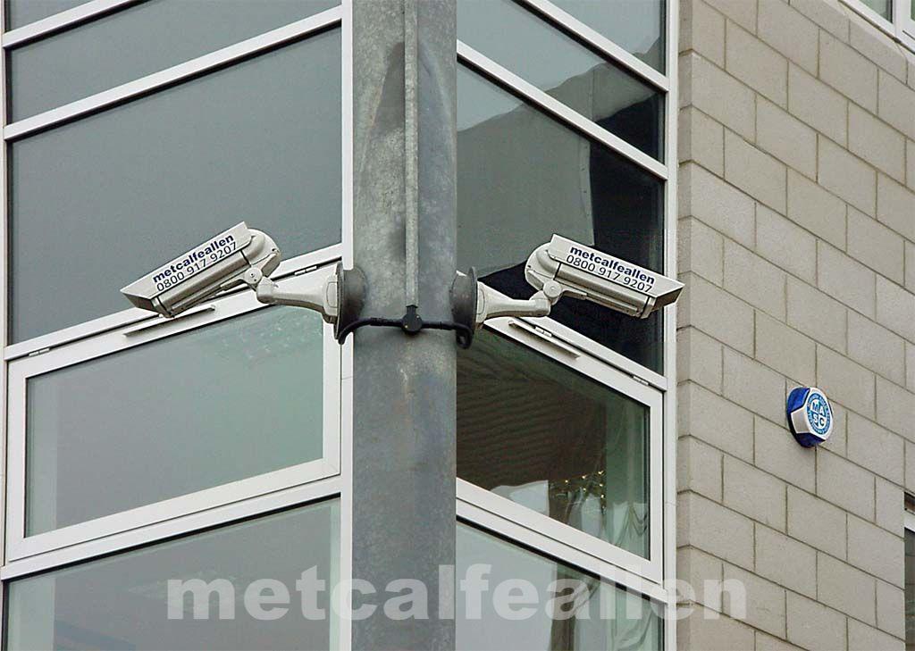 School camera installation